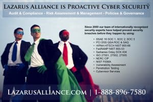 Lazarus Alliance Receives Accreditation as FedRAMP Third Party Assessment Organization
